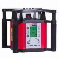 Лазерний нівелір ротаційний Nestle Pulsar 2S з побудовою червоної, горизонтальної і вертикальної лінії