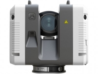 Лазерний 3D сканер Leica RTC360 3D вбудована інерційна система, зшивання хмари точок