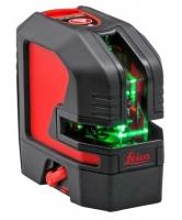 Лазерный нивелир-кросслайнер (уровень) Leica Lino L2P5G