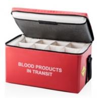Медицинские сумки BRADY для контроля при перевозке