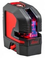 Нивелир лазерный LEICA LINO L2 уровень с функцией самовыравнивания