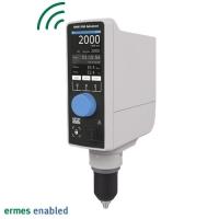 Облачная подвесная VELP OHS 200 Advance верхнеприводная цифровая мешалка (двухскоростная передача, таймер, датчик вибрации, 3,5-дюймовый TFT-дисплей)