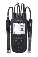 pH-метр/кондуктометр/солемер HORIBA LAQUA PC220 (с подключением к ПК)