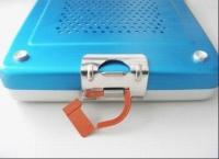 Пломбы безопасности автоклавируемые, одноразовые для контейнеров стерилизации