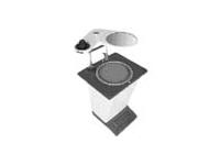 Полярископ-поляриметр для изделий из стекла ПКС-250М