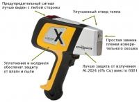 Портативный анализатор (спектрометр) DELTA OLYMPUS Innov-X