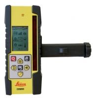 Приёмник и пульт LEICA COMBO для лазерных ротационных нивелиров Rugby CLA/CLH