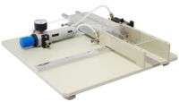 Приспособление СТИ-11 для нарезания образцов гофрированного картона (пневматический нож)