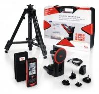 Профессиональный лазерный дальномер Leica DISTO D810 touch ProPack для внешних работ