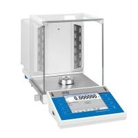 RADWAG ХА 6,1.4Y.А.І мікроваги з іонізатором і автоматичним відкриванням дверцят