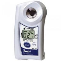 Рефрактометр ручной цифровой  PAL-04S (хлористый натрий)