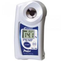 Рефрактометр ручной цифровой  PAL-106S (хлористый натрий)