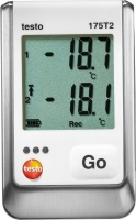 Регистратор температуры testo 175 Т2 двухканальный