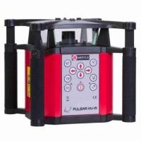 Ротационный лазерный нивелир Nestle Pulsar HV-R с построением красной, горизонтальной линии