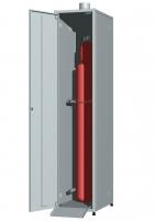 Шкаф для промышленных баллонов UOSLab ШЛБ-1.012.02