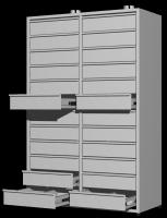 Шкаф для реактивов UOSLab ШЛР-1.062.02