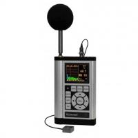Шумомер-виброметр АССИСТЕНТ SIU V3 (шум+инфразвук+ультразвук+вибрация 3 переключаемых канала)