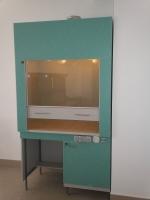 Шкаф вытяжной химический на одно рабочее место ШВХ-01