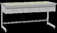 Стіл лабораторний UOSLab СЛП-3.031.05