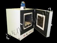 Сушильный шкаф СНОЛ 75/700 нерж. сталь, микропроцессорный терморегулятор, вентилятор