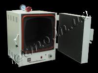 Сушильный шкаф вакуумный СНВС 80/350 сталь, аналоговый терморегулятор