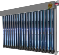 Сонячний вакуумний колектор СВК-20Б (Балконний)