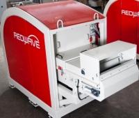 Сортувальник склобою Redwave BT-Wolfgang Binder GmbH із застосуванням системи X-STREAM