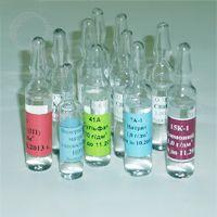 Стандартные образцы состава синтетических поверхностно-активных веществ для анализа природных и сточных вод
