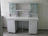 Стол лабораторный пристенный титровальный