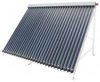 Солнечный коллектор U-образный СВК-15U вакуумный  (Премиум)