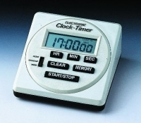 Таймер з коротким періодом з годинником OREGON