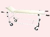 Тележка для перевозки больных со съемными носилками ТБС-150