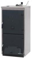 Твердотопливный котел BPI-Eco с теплообменником BAXI