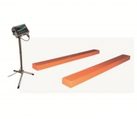 Весы реечные пыле-влагозащищенного исполнения Техноваги ТВ4-300-0,1-Р(1200х90)-S-12еh