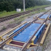 Ваги вагонні (залізничні)