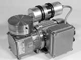 Вакуумный насос N 026 AT.9E  (ATEX) мембранный, взрывозащищенный KNF