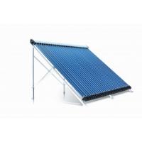 Вакуумний сонячний колектор JX SPС-10(1) (для плоского даху) Solar