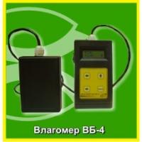 Бесконтактный измеритель влажности бетона ВБ-4