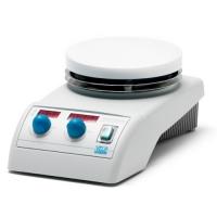 VELP цифровая нагревательная мешалка с алюминиевым сплавом CerAlTop и керамическим покрытием для точной настройки скорости и температуры