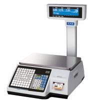 Весы торговые с чекопечатью CAS CL5200-15P 15/30 кг