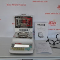 Весы-влагомер ADGS60G/IR (анализатор влажности) AXIS
