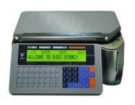 Весы DIGI SM-5100B Ethernet 6 кг с чекопечатью
