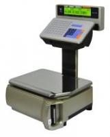 Весы DIGI SM-5100EV Ethernet 6 кг с чекопечатью