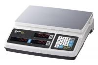 Весы электронные настольные торговые CAS PR-В (без стойки)