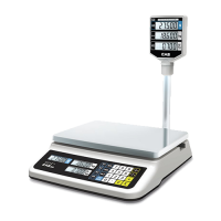 Весы электронные настольные торговые CAS PR -15P (LCD, II)