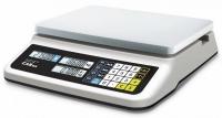 Весы электронные настольные торговые CAS PR -15P (LCD, II) без стойки
