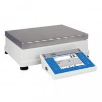Весы лабораторные электронные PM 10.4Y RADWAG с сенсорным дисплеем