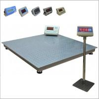 Весы платформенные ВПД-Л1215 товарные 0,5 т