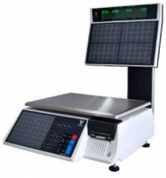 Весы с чекопечатью DIGI SM 100CS  Plus BS/96 Ethernet 6 кг