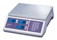 Весы торговые без стойки CAS ER JR CB (RS-232) 30 кг